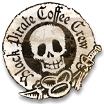 Black Pirate Coffee Crew
